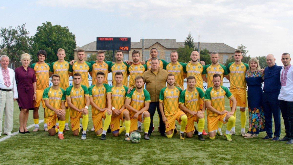 Черкащина може знятись з Другої ліги – клуб вже готує документи