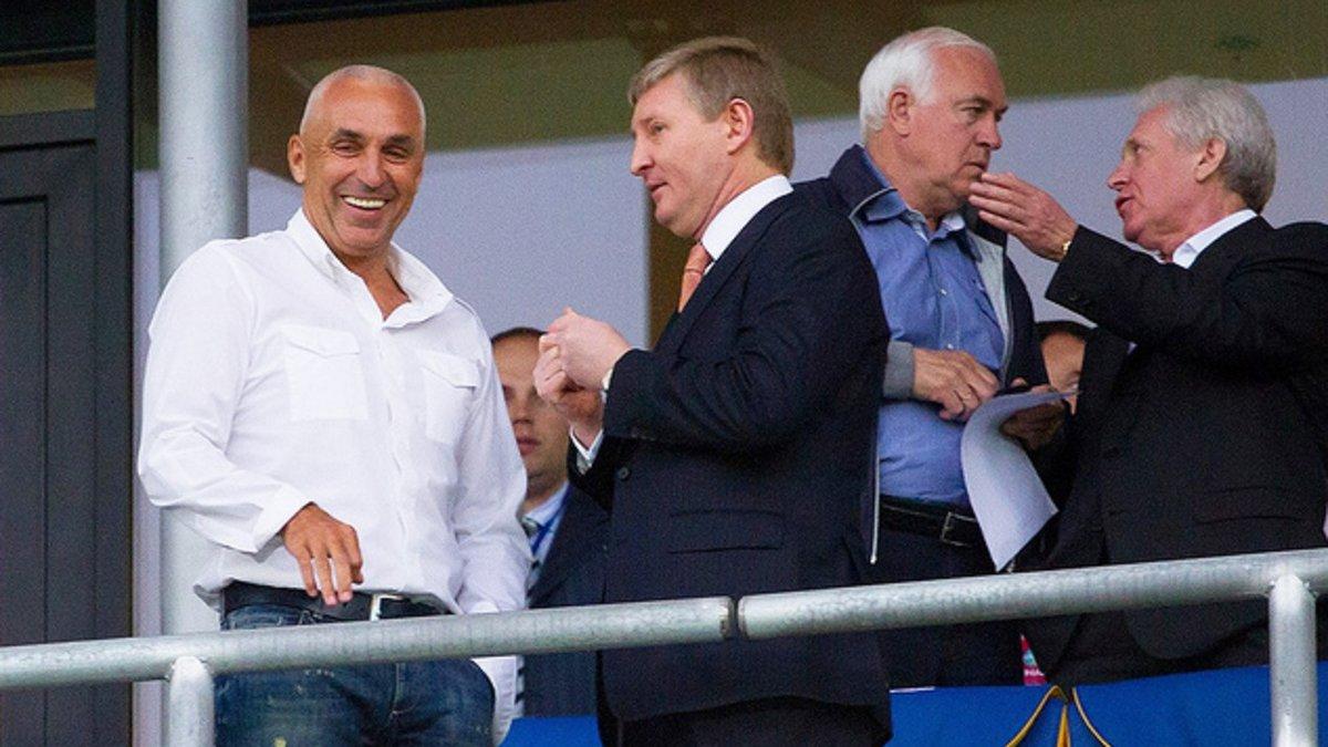 Ярославський заговорив про відновлення Металіста – функціонер обіцяє повернути великий футбол у Харків