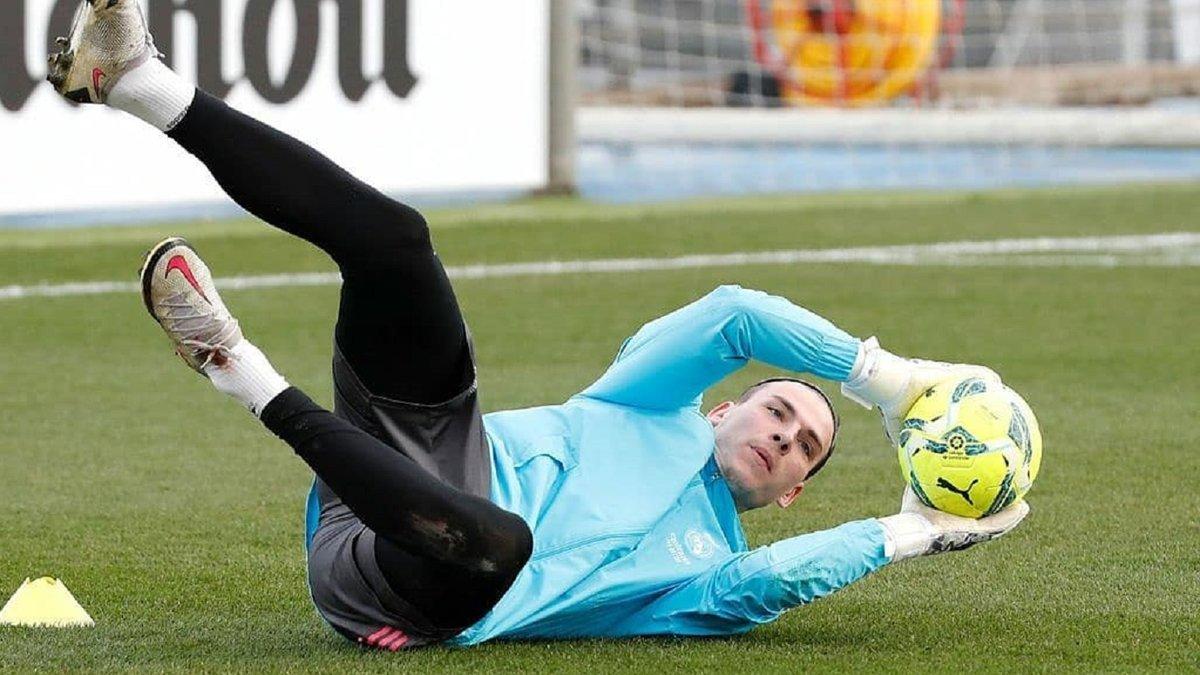 Лунин может уйти в аренду – Реал нашел замену украинцу в Ла Лиге