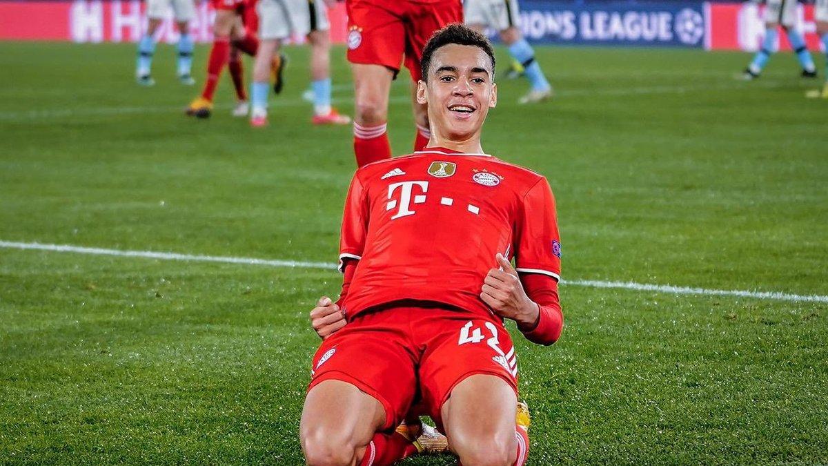 Юный герой Баварии определился со сборной – за него боролись Англия и Германия