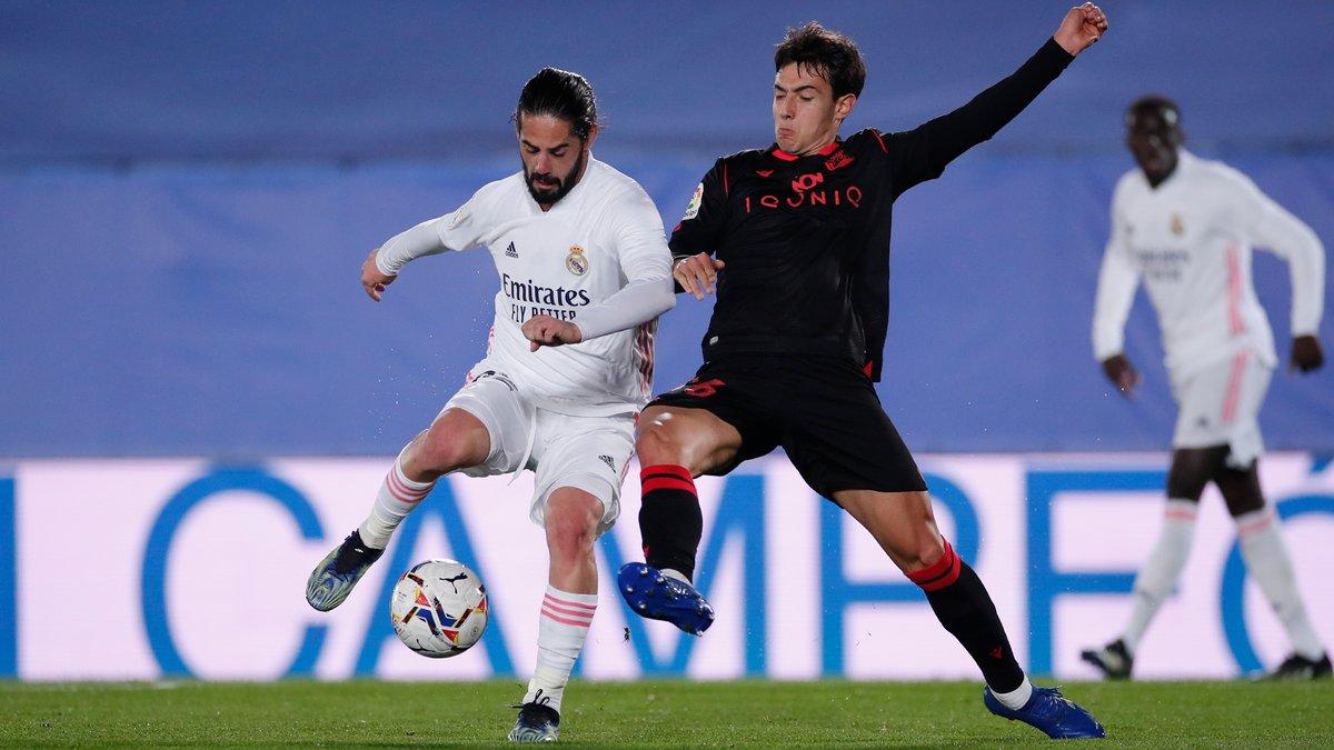 Реал спас ничью с Сосьедадом и начал отдаляться от чемпионства – кадровый кризис порождает тактические проблемы