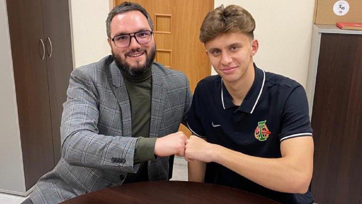 Воспитанник Динамо и Шахтера официально перешел в московское Торпедо