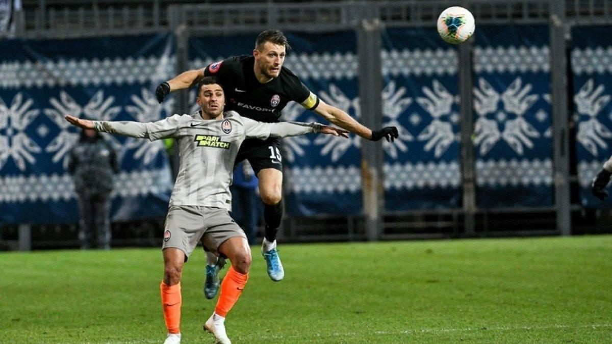 Заря поздравила Динамо и Шахтер с выходом в следующий раунд Лиги Европы