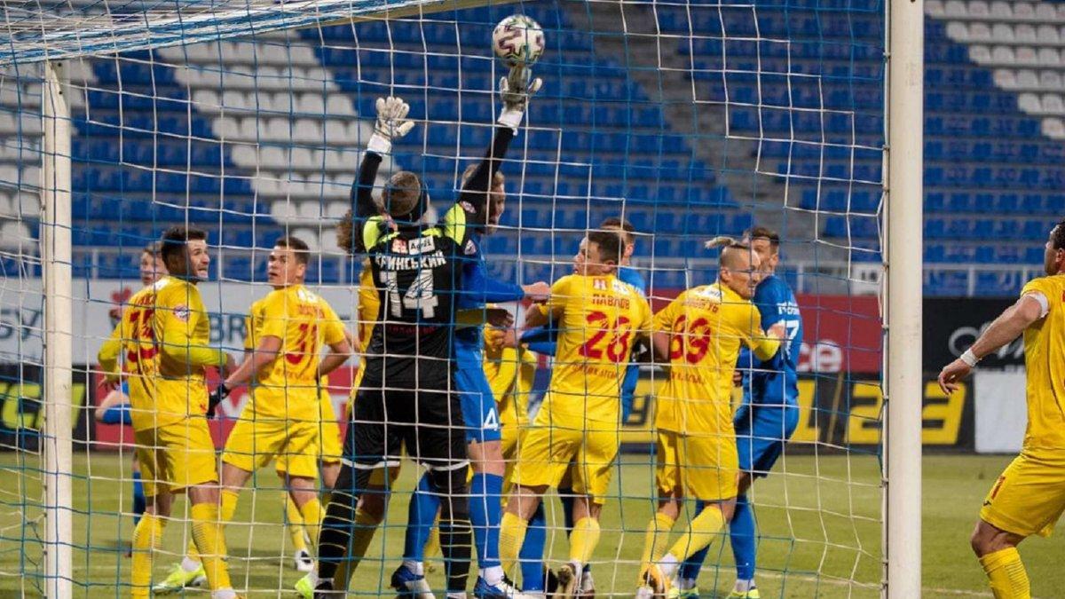 Гол-красавец Тотовицкого в видеообзоре матча Десна – Ингулец – 3:0