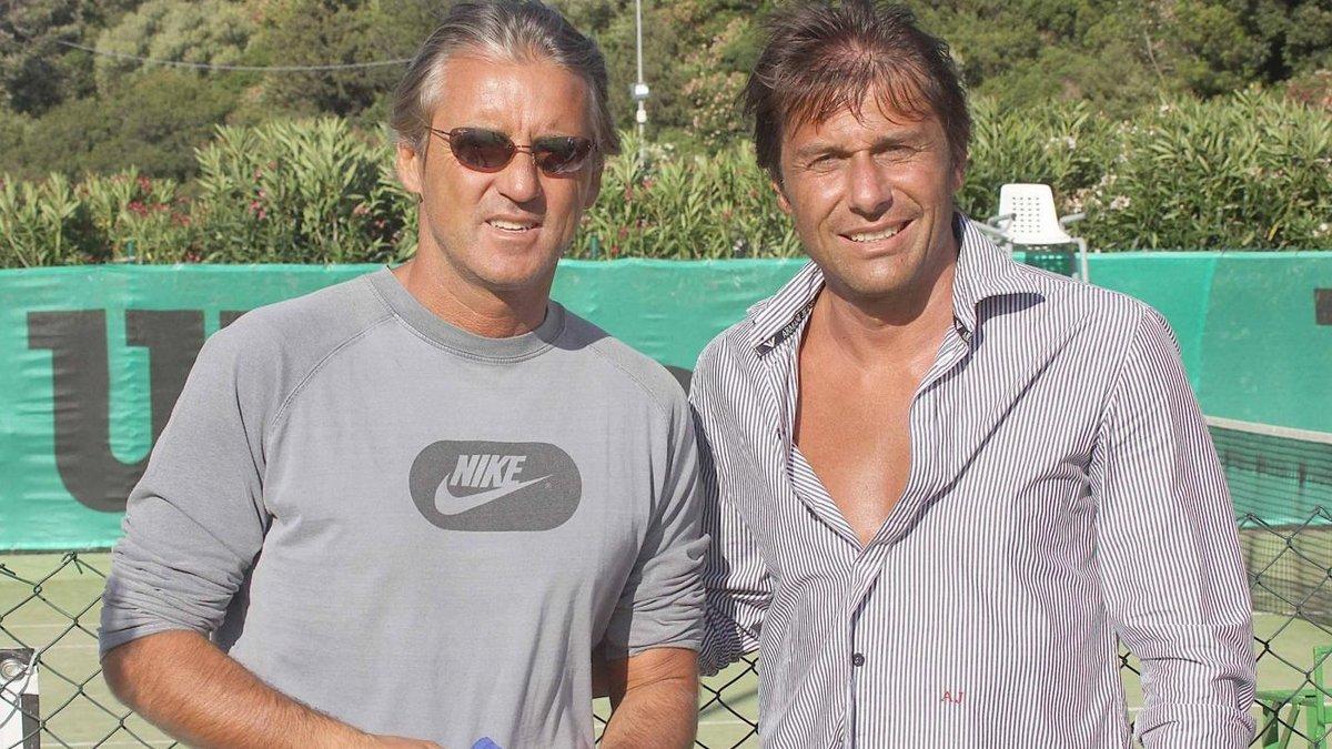 Конте мріє повернутись у крісло тренера збірної Італії