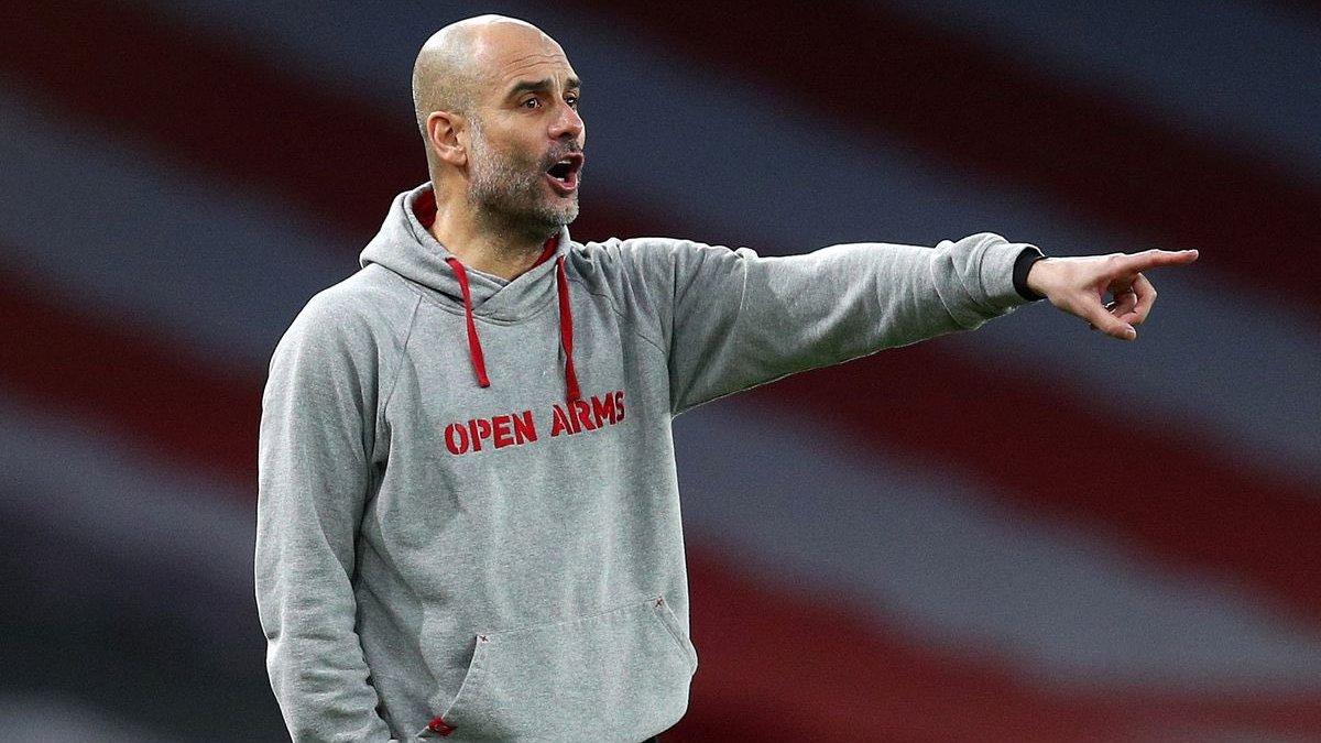 Манчестер Сити – Вест Хэм: Гвардиола был вынужден менять тактику во время игры