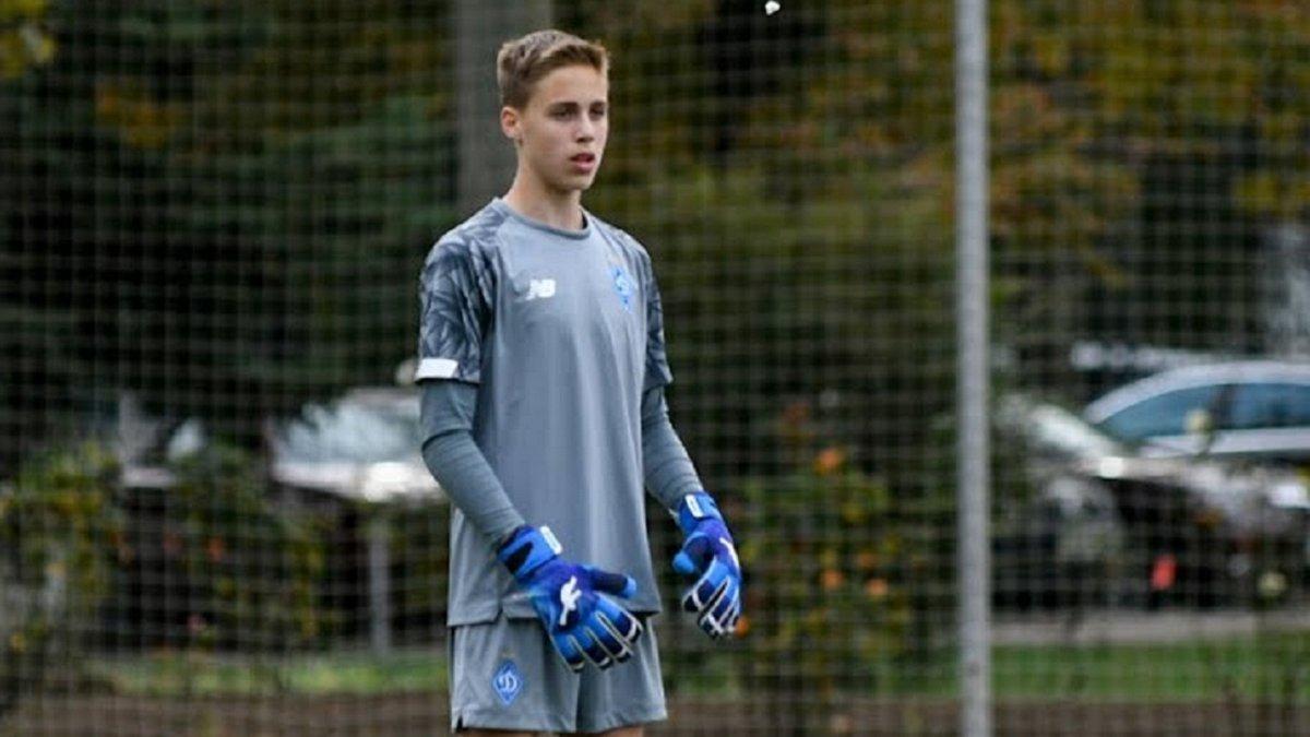 Сын Суркиса в свой день рождения стал героем Динамо U-15 – отбил два пенальти и подарил путевку в финал