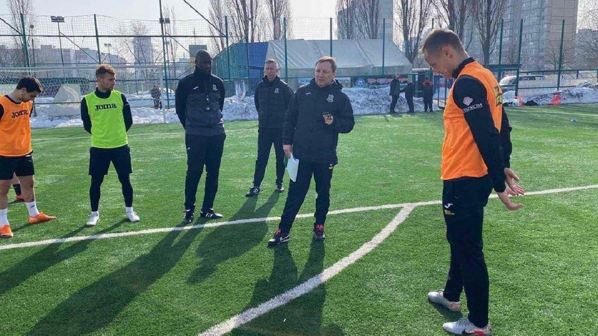 Калітвінцев прокоментував свій дебют біля керма Олімпіка – тренер повідомив про важку травму підопічного