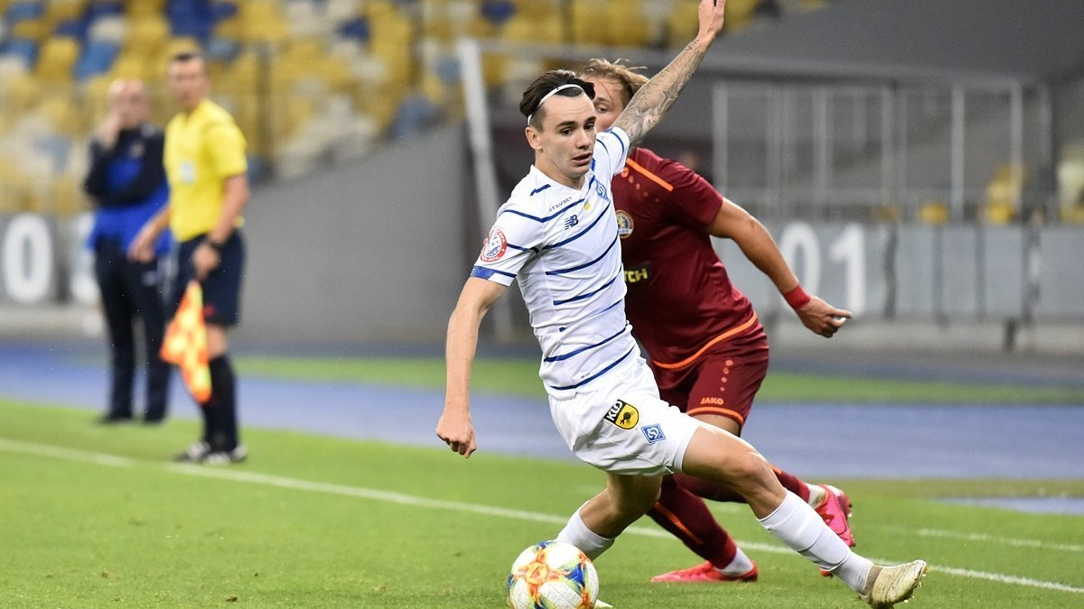 Львів – Динамо: Шумський вказав на переломний момент гри, який дозволив киянам перемогти