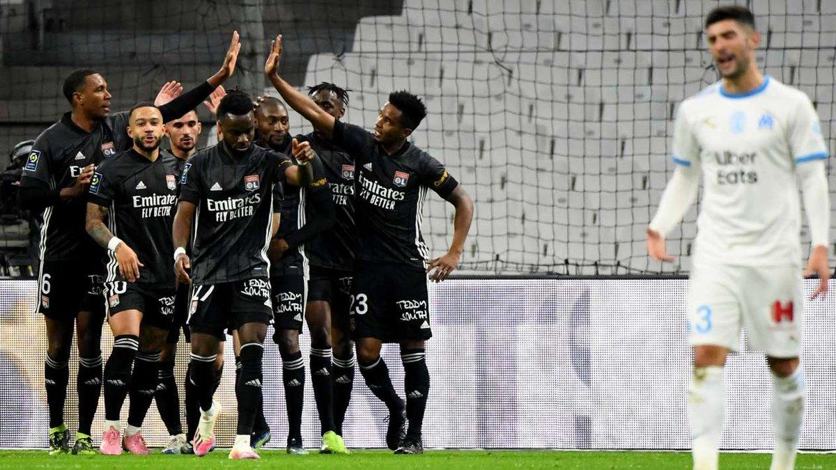 Лига 1: Лилль удержал лидерство несмотря на ничью, Марсель помешал Лиону обогнать ПСЖ благодаря дебютному голу Милика