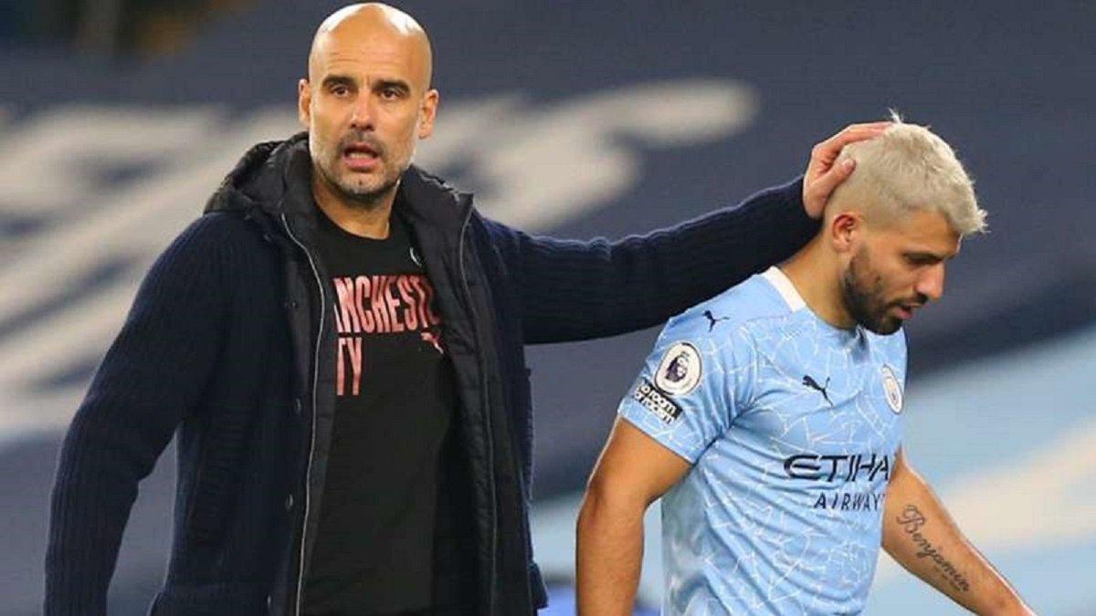 Гвардіола назвав умову, за якої поверне Агуеро у стартовий склад Манчестер Сіті