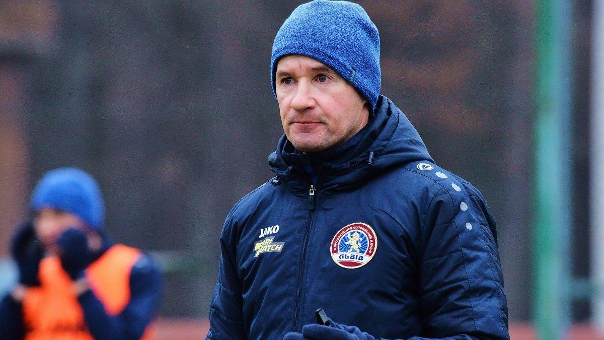 Львов отправил Шумского в отставку – команду возглавил экс-игрок Динамо, – СМИ