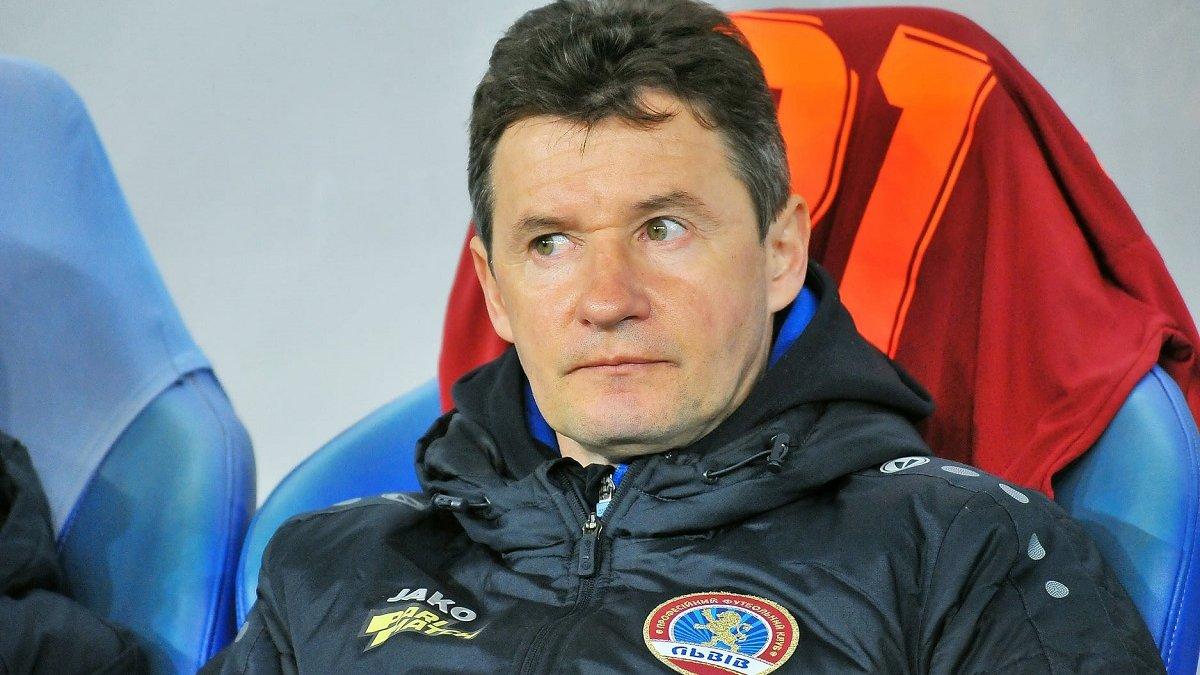 Львов официально уволил Шумского