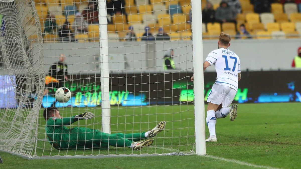 Лєднєв назвав додатковий привід для радості після розгромної перемоги Динамо