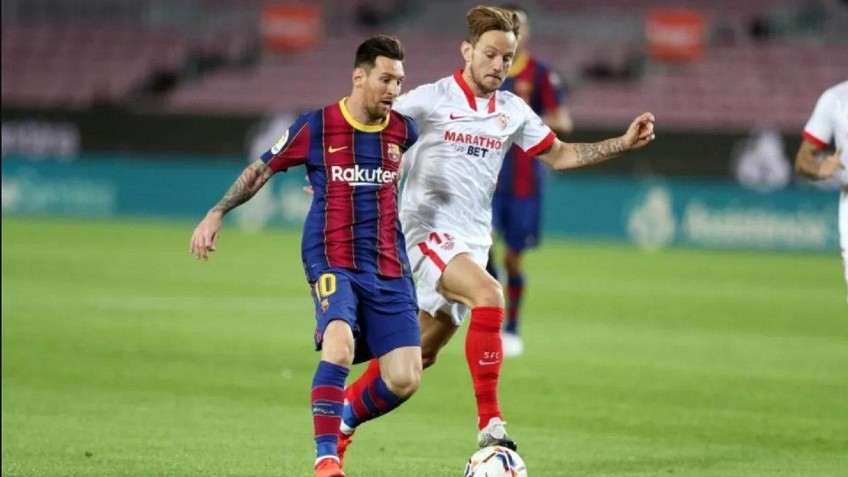 Барселона – Севилья: онлайн-трансляция ответного матча полуфинала Кубка Испании