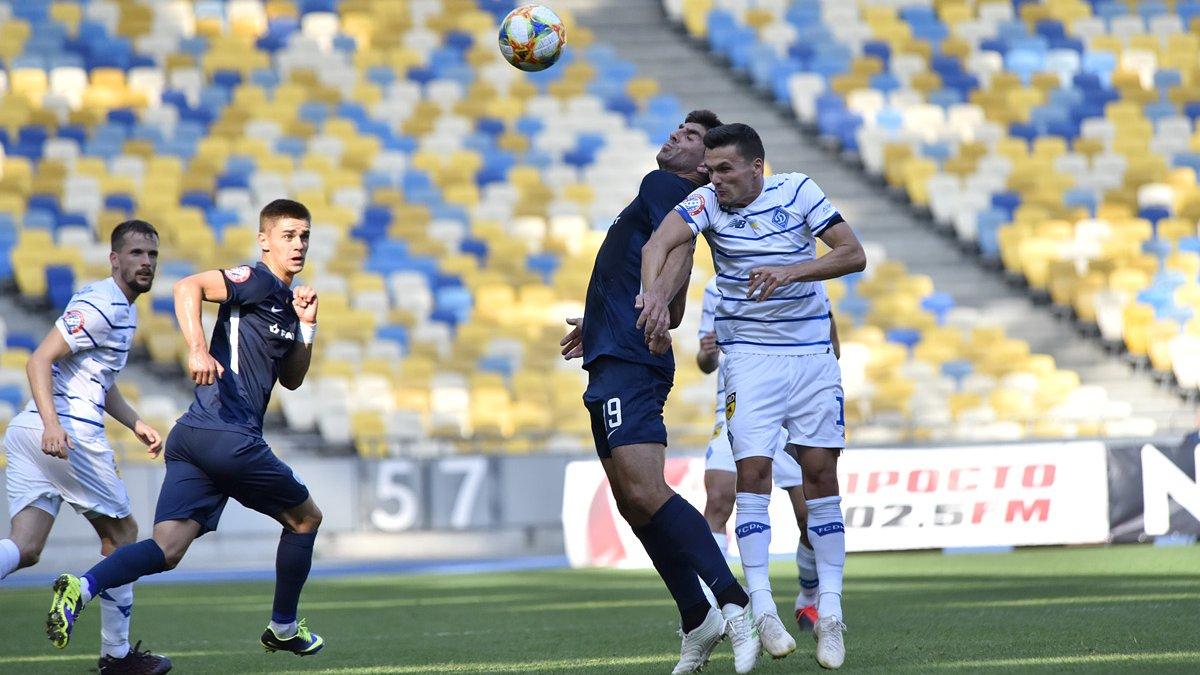Динамо – Минай: поєдинок 17-го туру УПЛ відбудеться в Ужгороді – відома причина