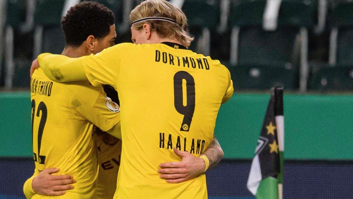 Дортмунд мінімально переграв Гладбах у протистоянні Борусій і вийшов до півфіналу Кубка Німеччини