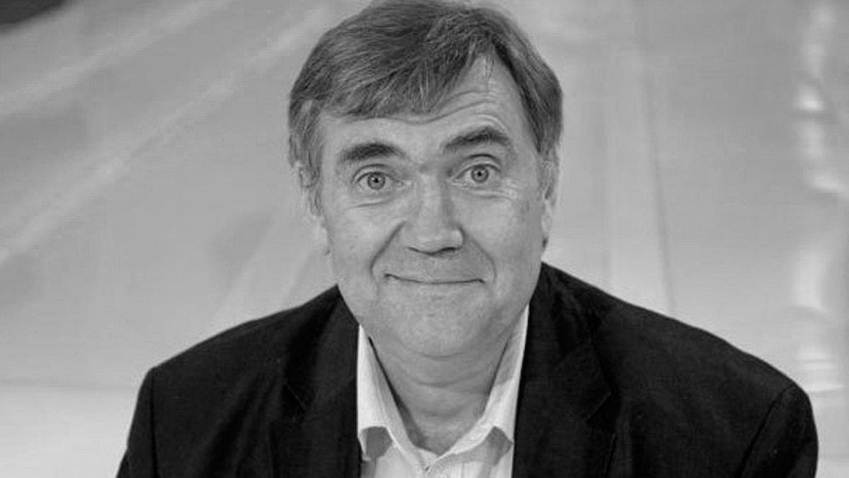Умер Юрий Розанов – российский комментатор, который работал в Украине во время Евро-2012