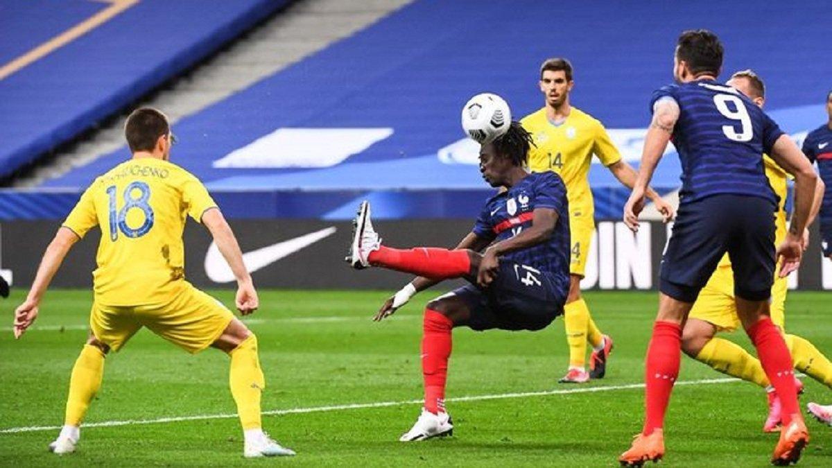 Франція – Україна: матч відбору до ЧС-2022 відбудеться без глядачів
