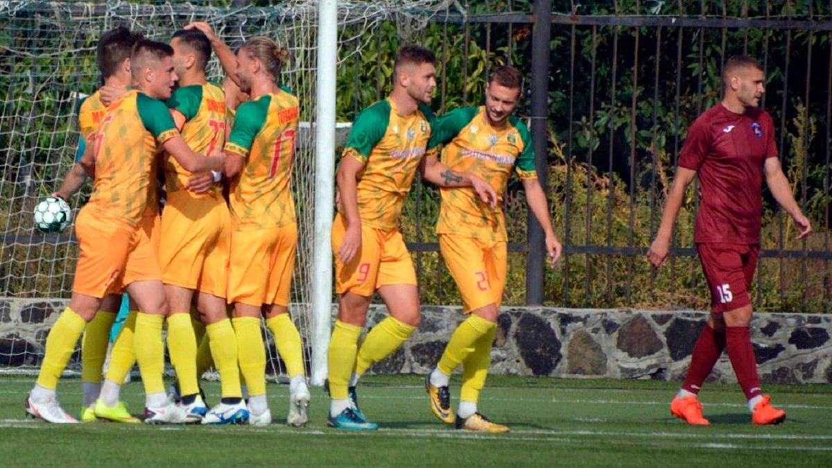 Черкащина офіційно оголосила про припинення участі у Другій лізі