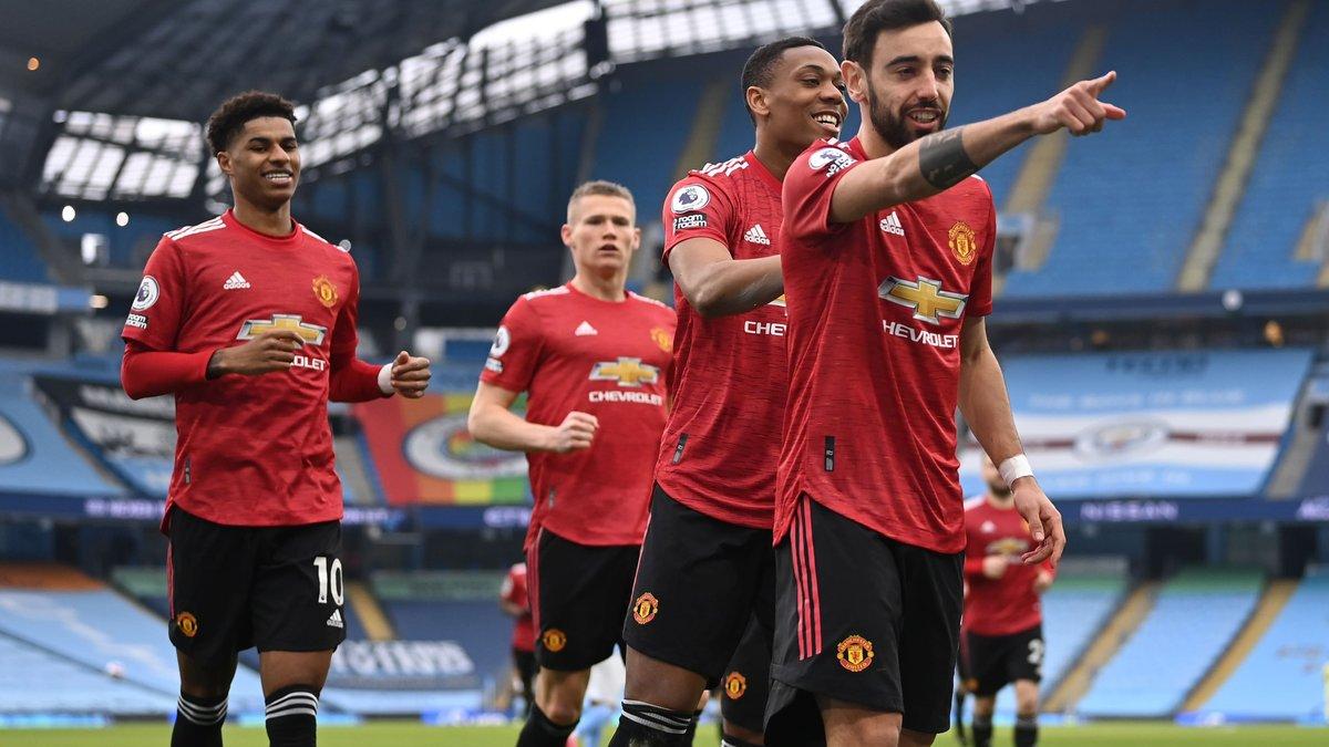 """Manchester is Red: """"диявольський"""" фініш божественної серії Сіті, новий месія Юнайтед, де Брюйне """"косить"""" під Зінченка"""