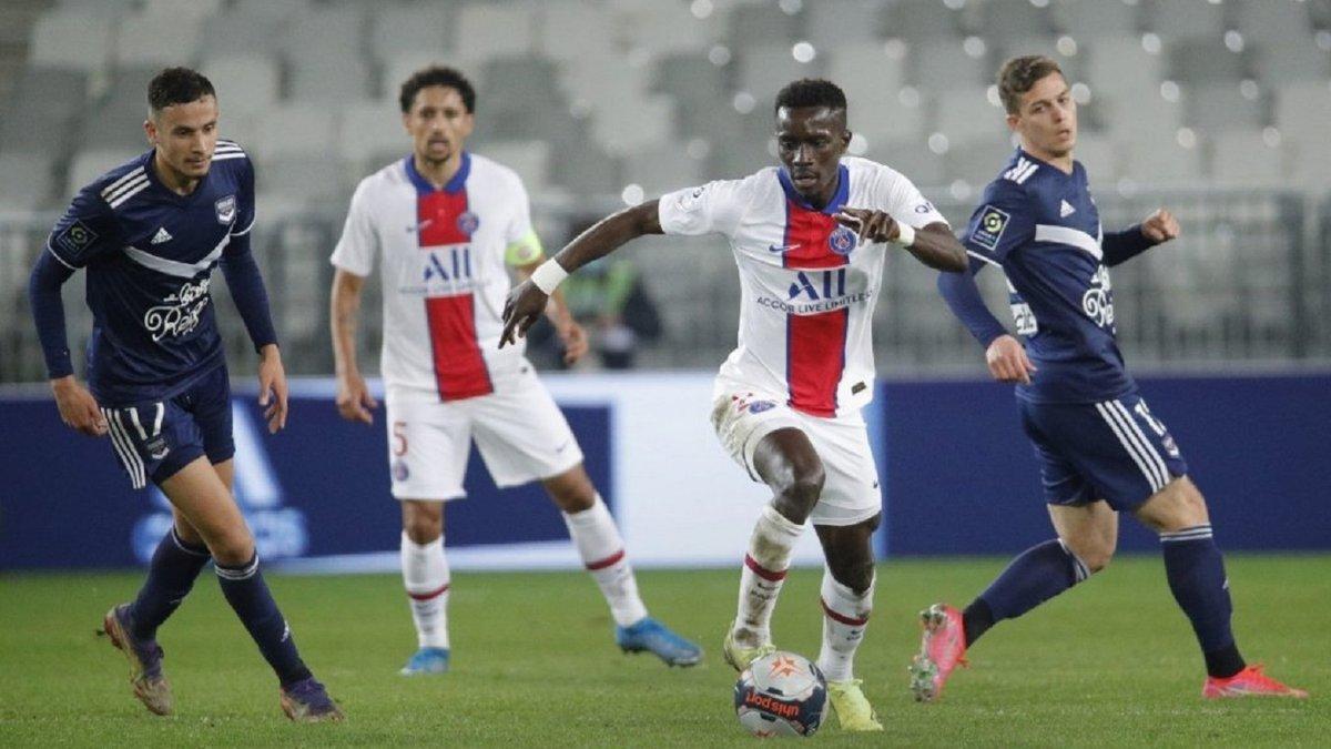 Лига 1: Лилль обыграл Марсель и вернулся на вершину, ПСЖ одолел Бордо, Монако уступил Страсбуру
