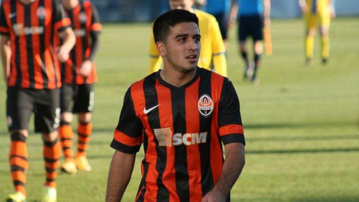 Чорноморець офіційно повернув Вачіберадзе – хавбек був капітаном Шахтаря U-19 у фіналі Юнацької ліги УЄФА