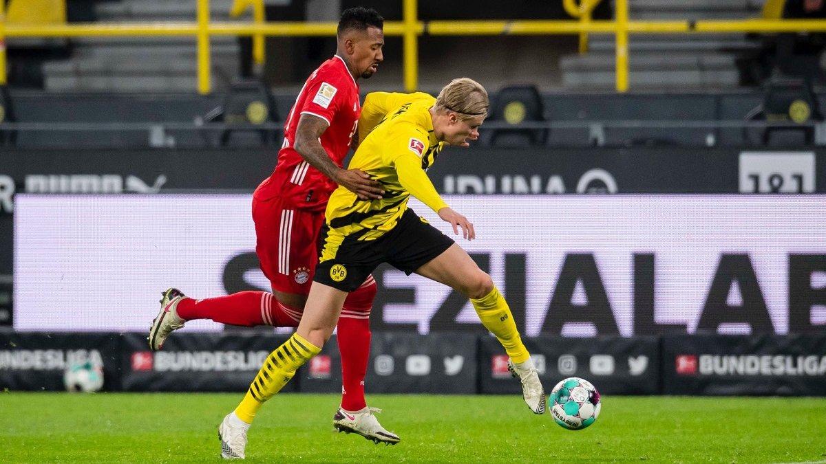 Флік заінтригував можливим трансфером Холанда в Баварію