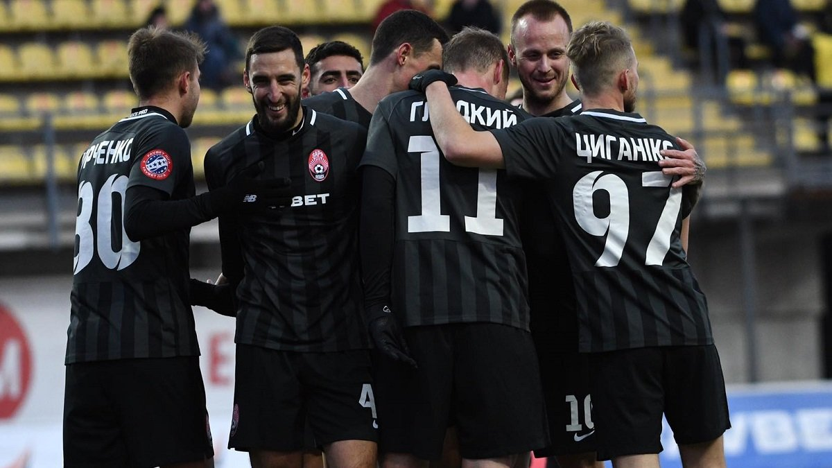 Исторический рекорд Зари в видеообзоре погрома против Львова – 4:0