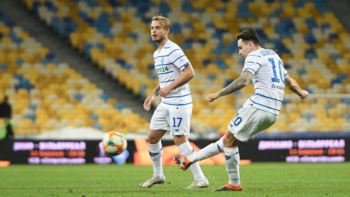 Лєднєв пояснив, чому Луческу водить Динамо на екскурсії під час виїздів