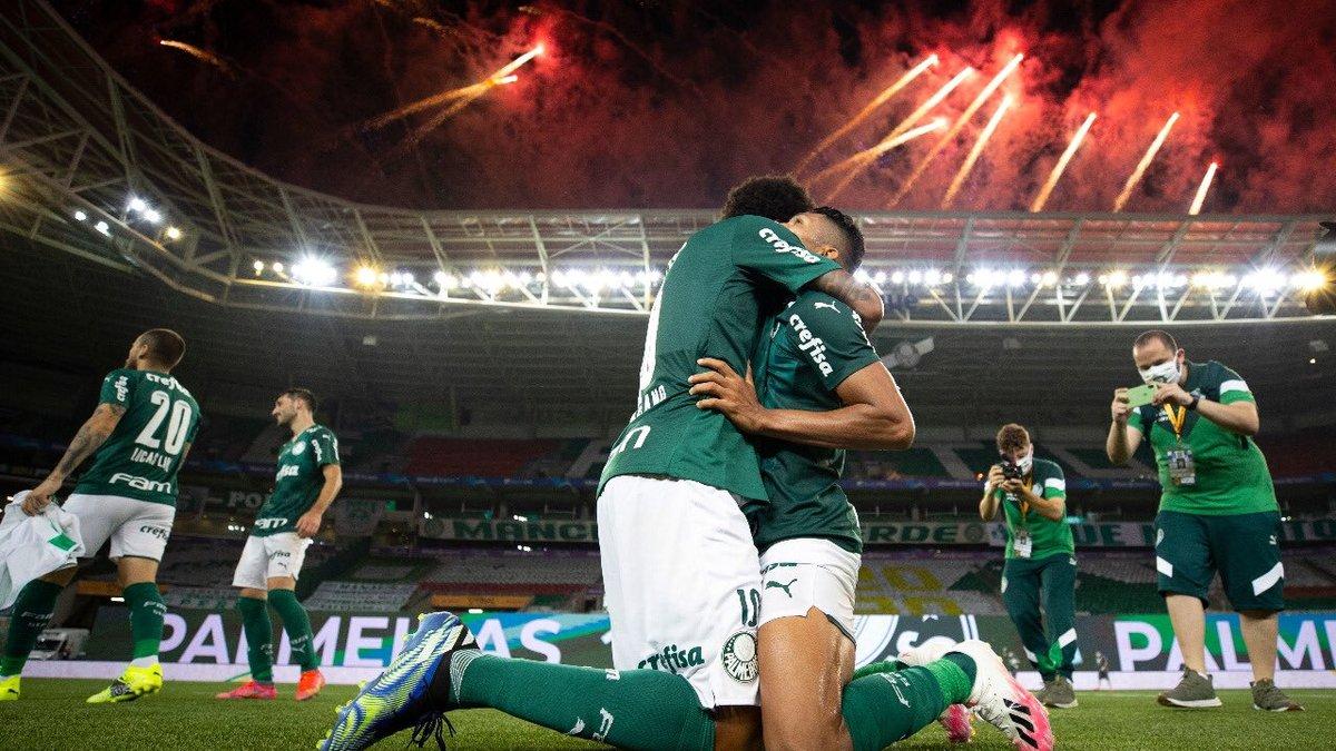 Палмейрас здобув Кубок Бразилії, обігравши Греміо у фіналі – черговий трофей Луїса Адріано на батьківщині