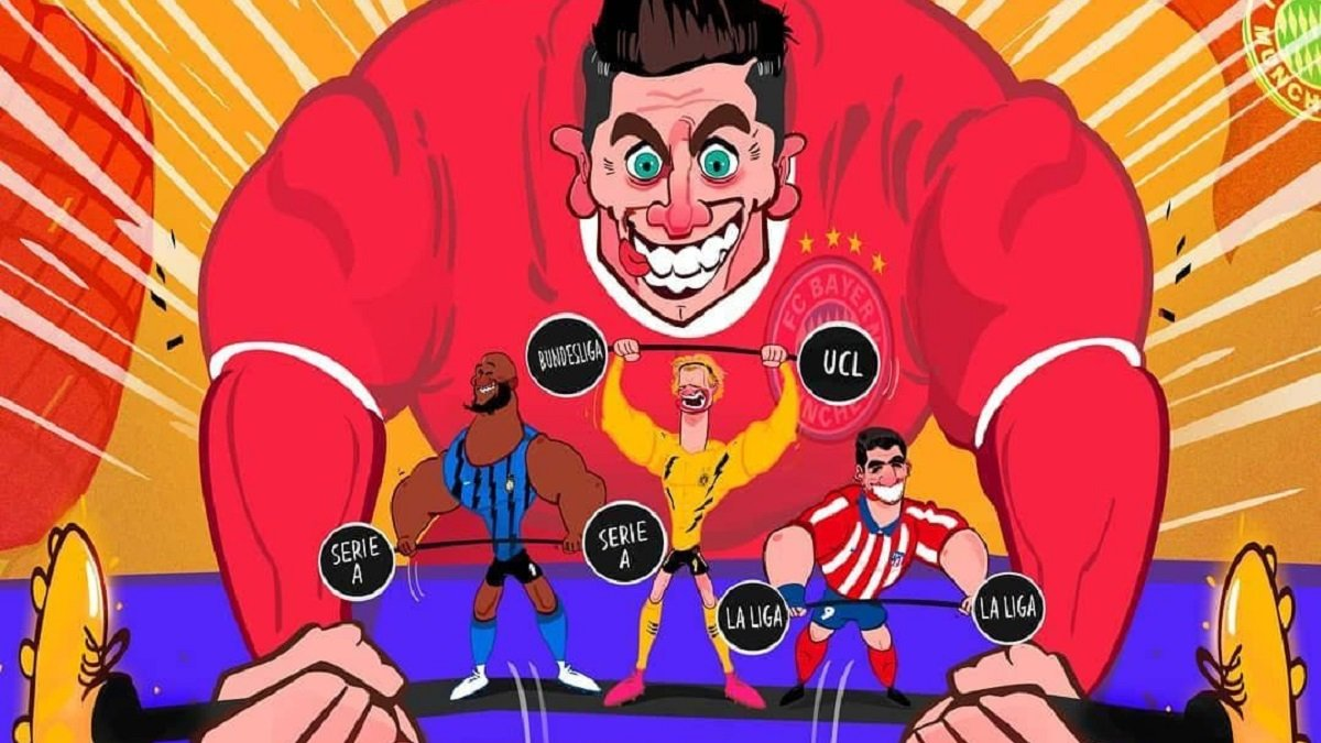 """Барселона """"виграла"""" дербі Мадрида, Баварія прибила Дортмунд, Сульшер шокував Пепа і перевершив Фергюсона – огляд вікенду"""