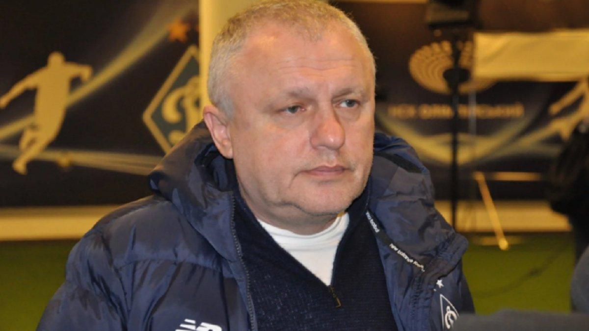 Суркис готов помочь Ярославскому футболистами Динамо ради возрождения Металлиста