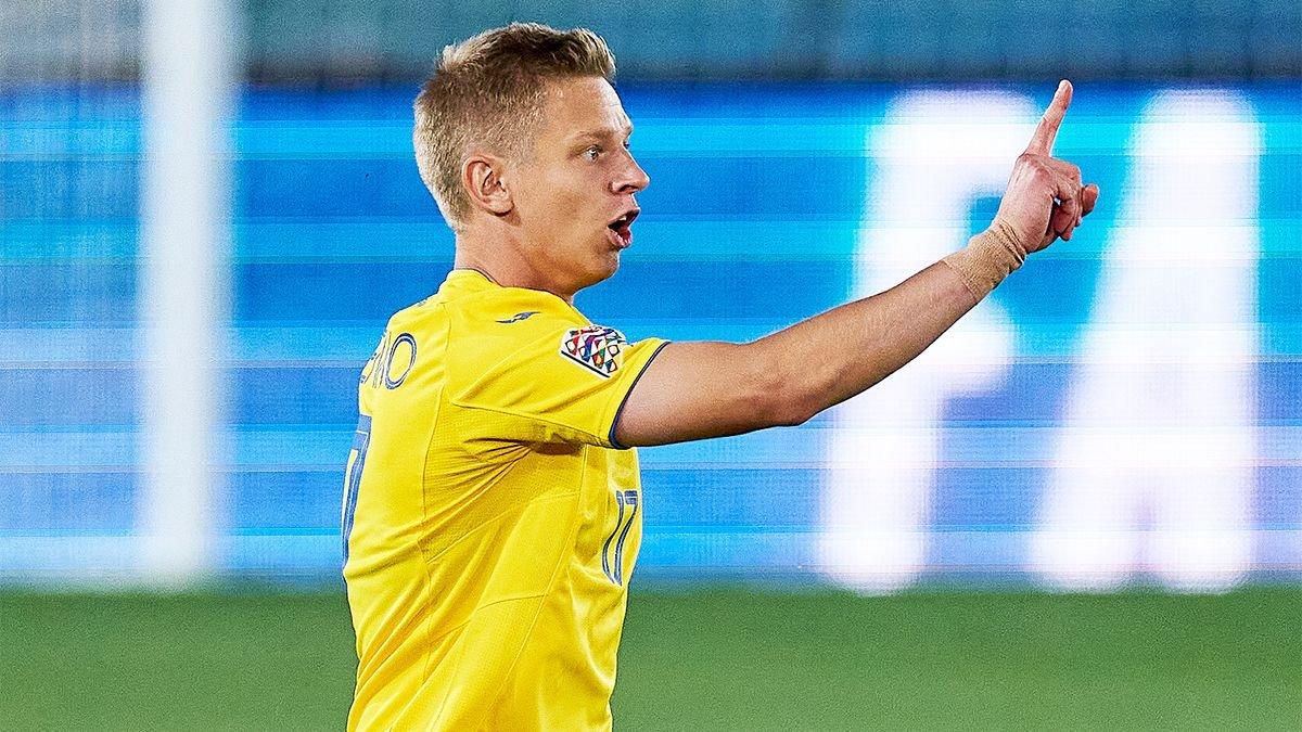 """Зинченко признался, что может перечеркнуть успех """"сине-желтых"""" в матче против Франции"""