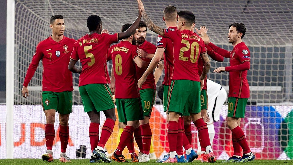 Смешной автогол и дебют Нуриева в видеообзоре матча Португалия – Азербайджан  - Футбол 24