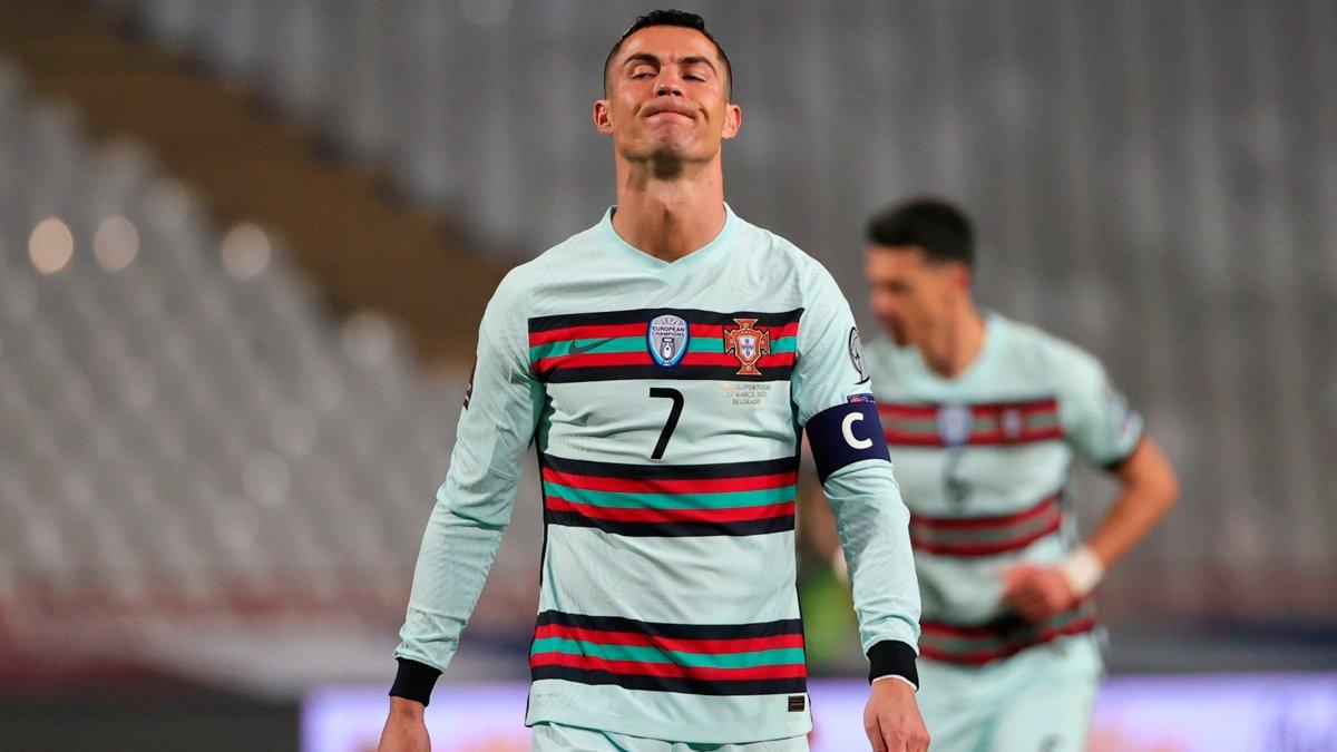 """Сербия сыграла вничью с Португалией: провал Роналду с украденным голом, необходимость VAR и слабый футбол """"селесао"""""""