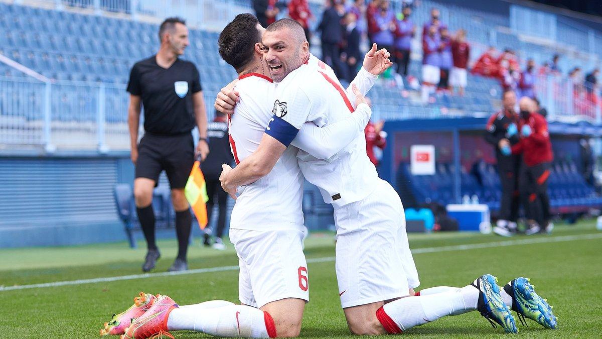 Норвегия – Турция – 0:3 – видео голов и обзор матча