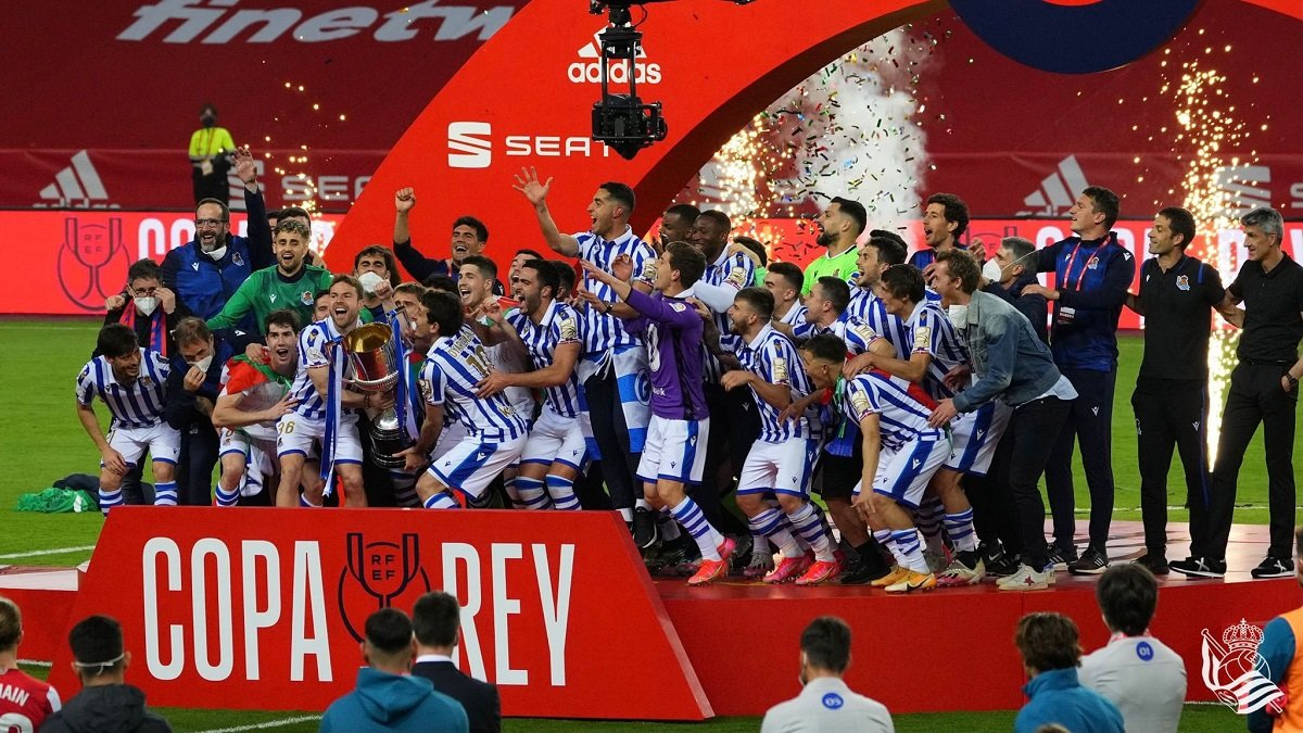 Атлетік – Реал Сосьєдад – 0:1 – відео гола та огляд фіналу Кубка Іспанії