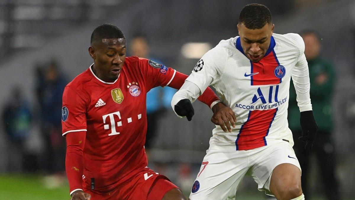 Бавария – ПСЖ – 2:3 – видео голов и обзор матча
