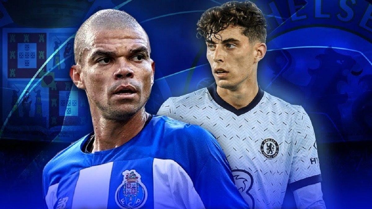 Порту – Челсі: онлайн-трансляція матчу 1/4 фіналу Ліги чемпіонів