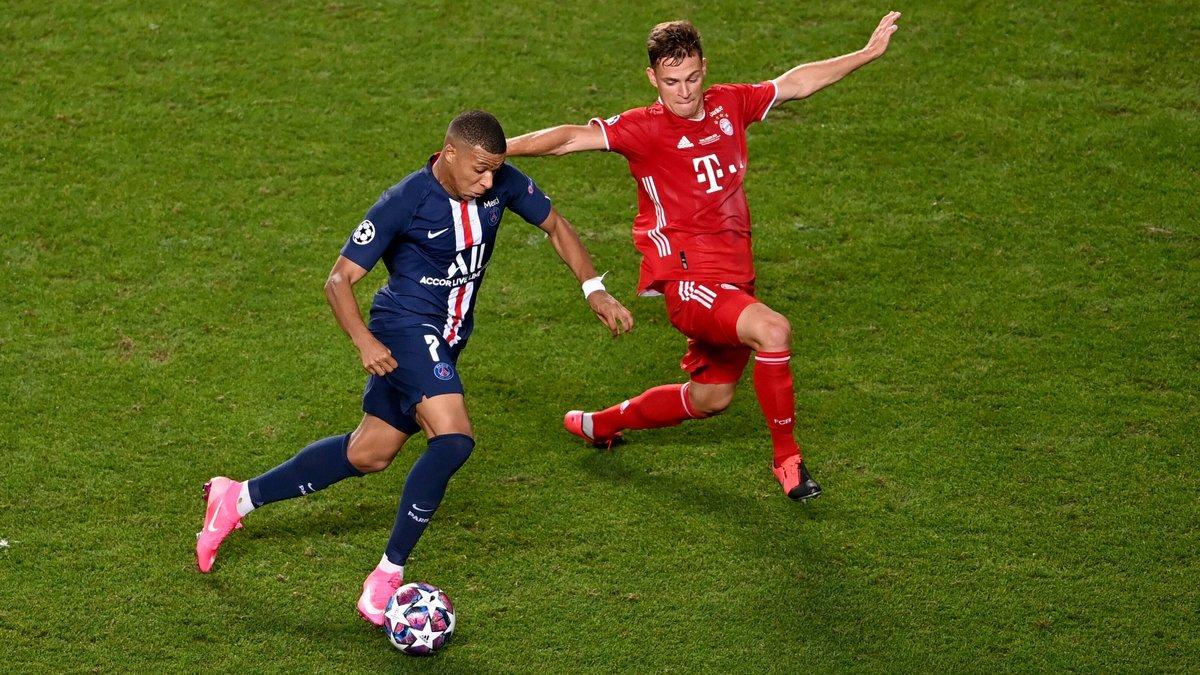 Баварія – ПСЖ: онлайн-трансляція матчу 1/4 фіналу ЛЧ