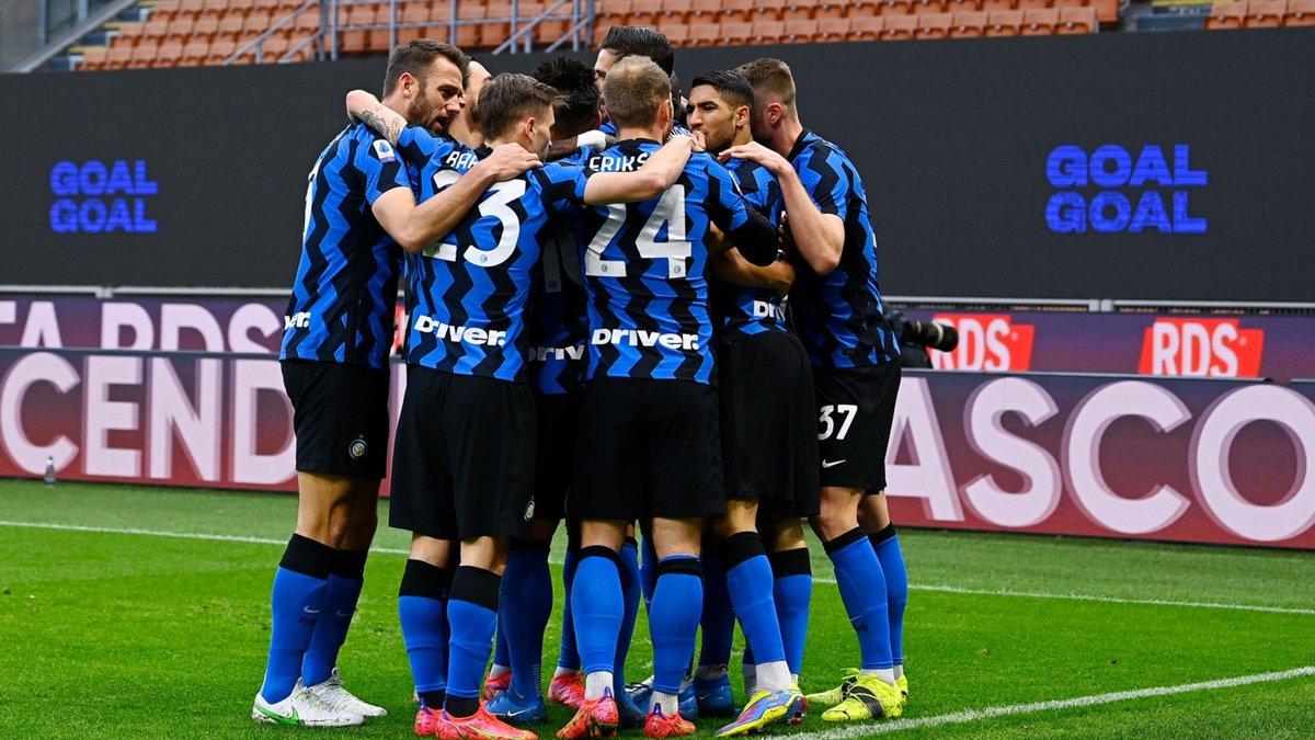 Интер одолел обескровленный Сассуоло и увеличил отрыв от Милана до 11-ти пунктов
