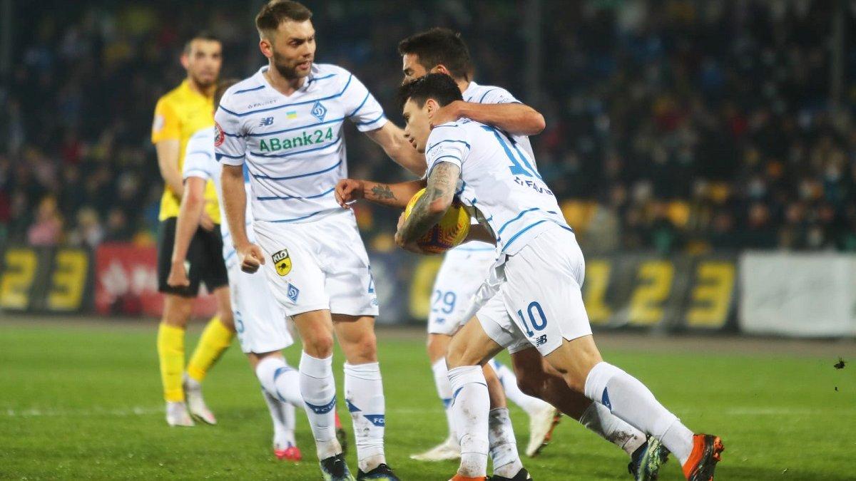 Динамо виступило протидострокового завершення сезону в УПЛ – лідера підтримав аутсайдер першості