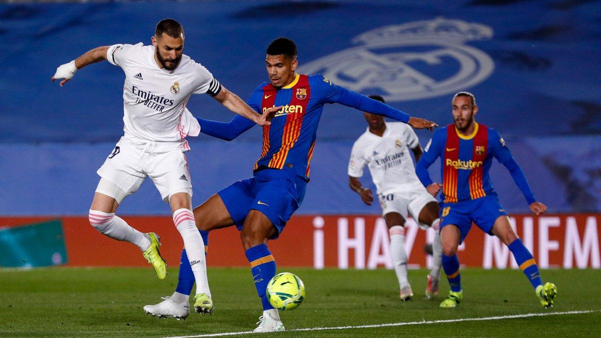 Реал несмотря на удаление удержал победу над Барселоной – безумные голы выводят Мадрид в лидеры чемпионата Испании