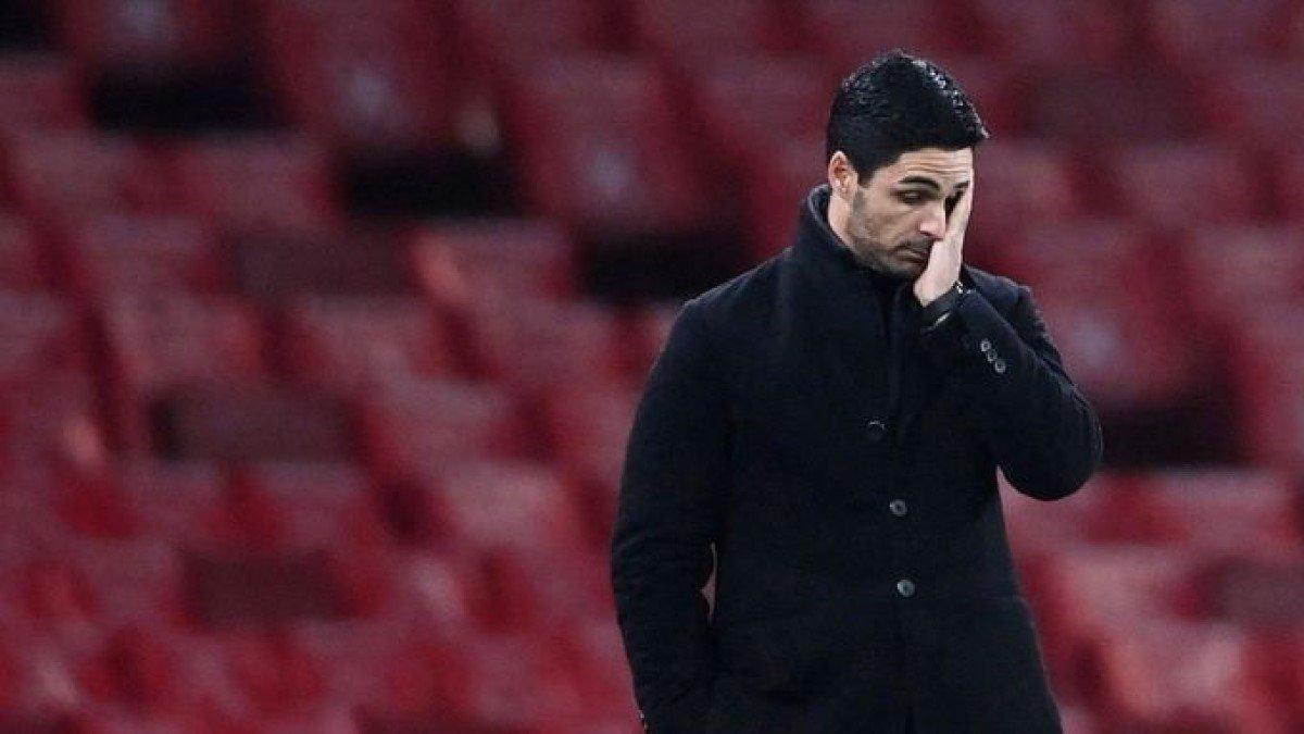 """""""Арсенал сам себе підставив"""": Артета пояснив нічию зі Славією в Лізі Європи"""