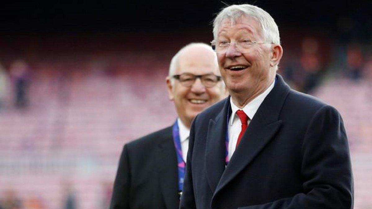 """Фергюсон снова положил на колени Ливерпуль – """"хет-трик"""" принес легенде чек на сумму 169 тысяч фунтов"""