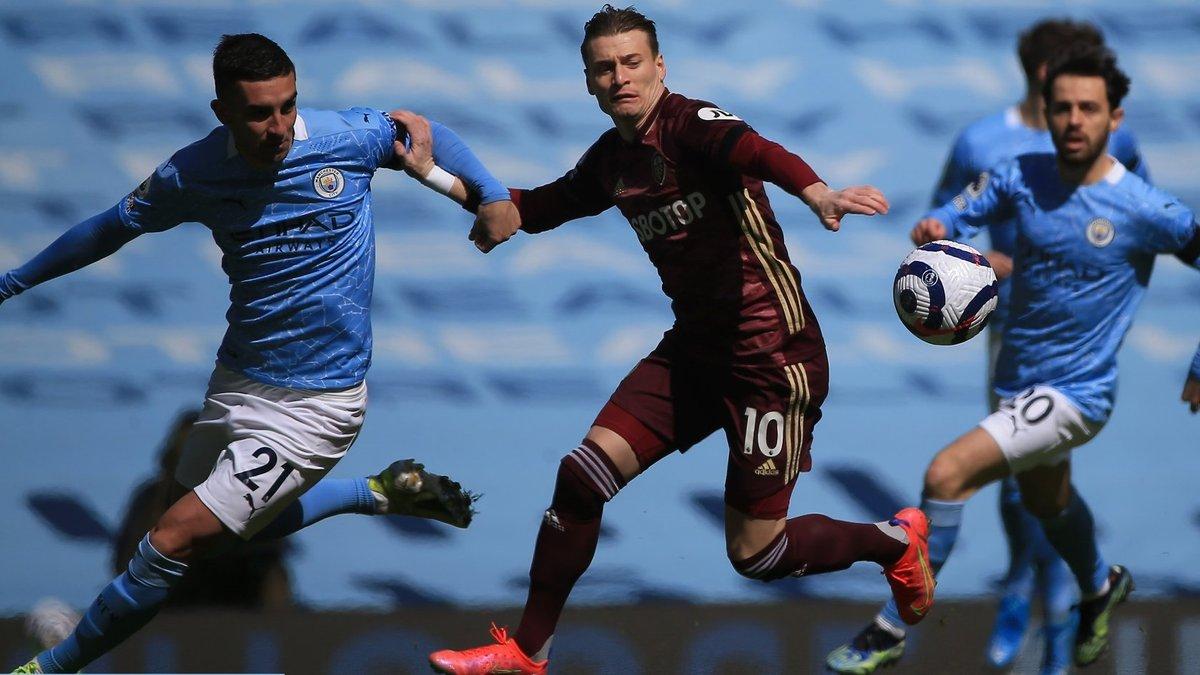 Манчестер Сити – Лидс – 1:2 – видео голов и обзор матча