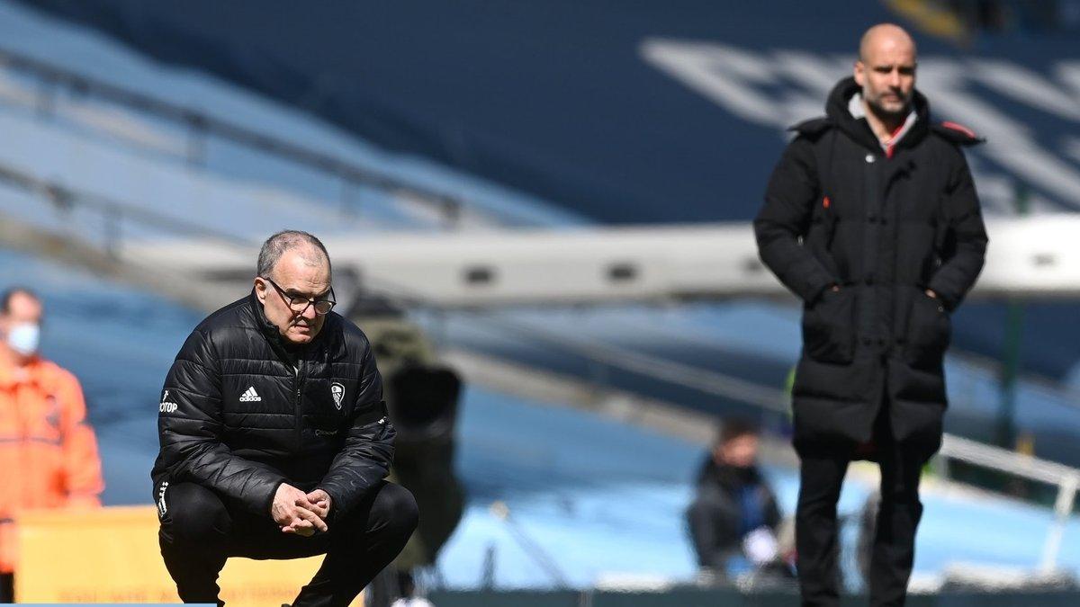 Гвардиола назвал причины неожиданного поражения Манчестер Сити от Лидса