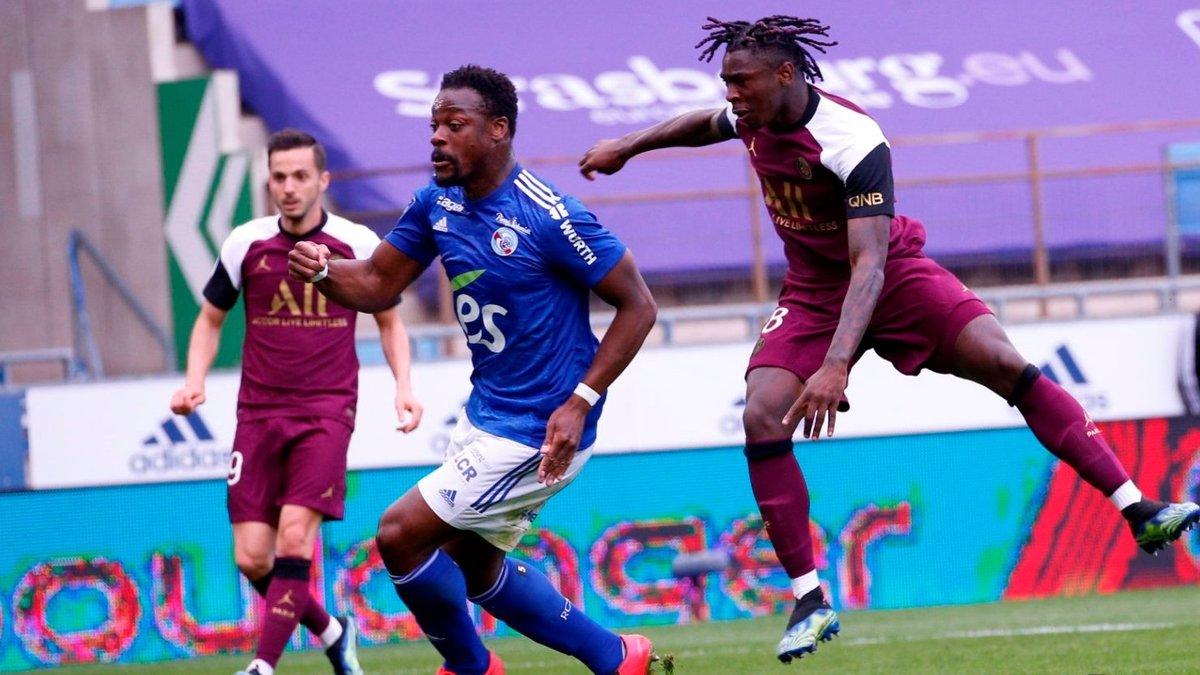 ПСЖ розгромив Страсбур, Марсель у меншості втратив перемогу в феєричному матчі проти Монпельє