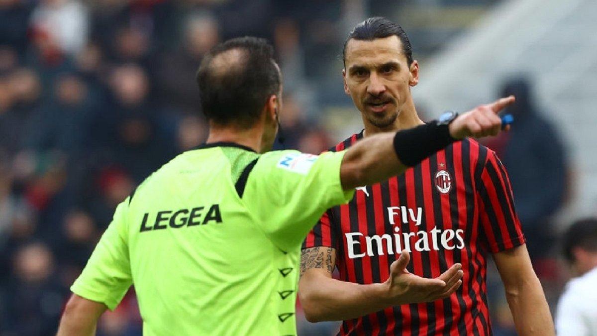 """""""Тебе не цікавить, що я говорю?"""" – тренер Мілана розповів деталі скандального вилучення Ібрагімовіча"""